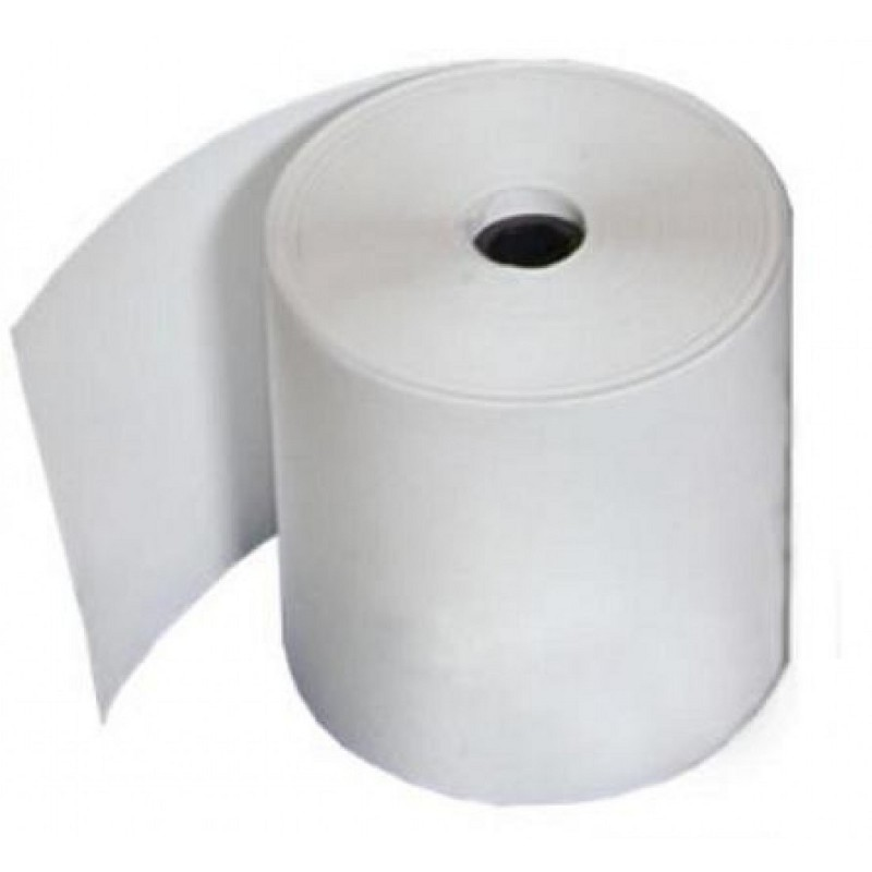 80X80 - Box of 24 Thermal Paper Rolls, 12mm core
