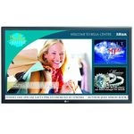 """LG 47"""" Wide Commercial Grade LCD Black"""