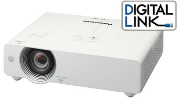 Panasonic PT-VW431D WXGA 4300 Lumens Data Projector