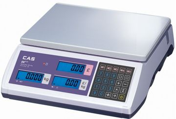 CAS-ER6C/ER30C Price Computing Scale