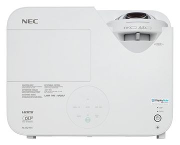 NEC M352WSG DLP 3500 WXGA Short Throw