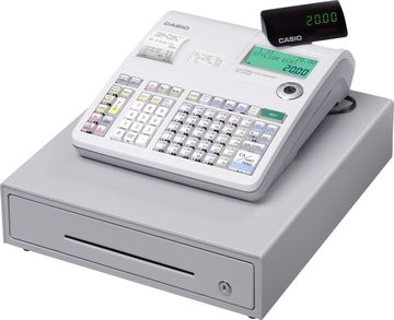 cash register casio SE-S2000